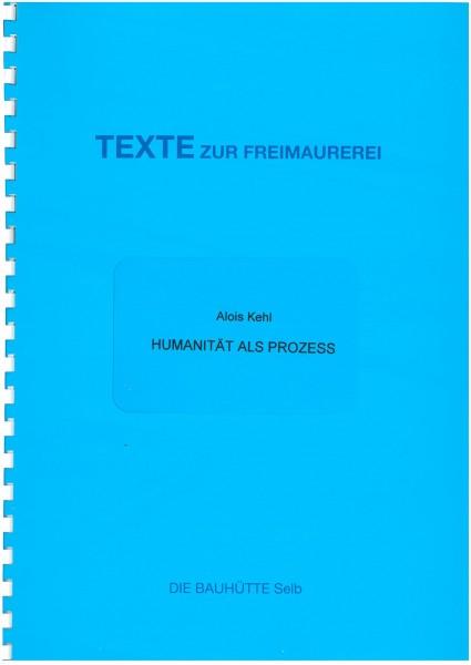 Humanität als Prozess