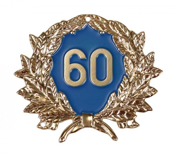 Jubiläumszeichen 60 Jahre