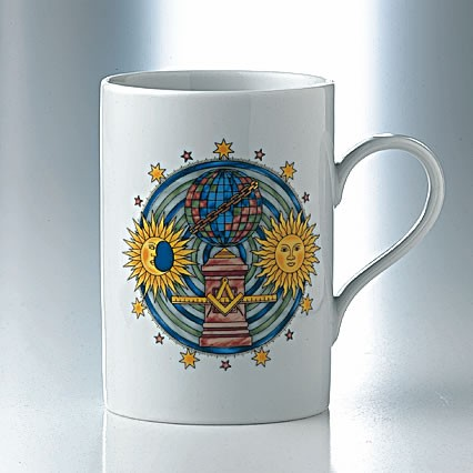 Mug APPRENTICE without chain