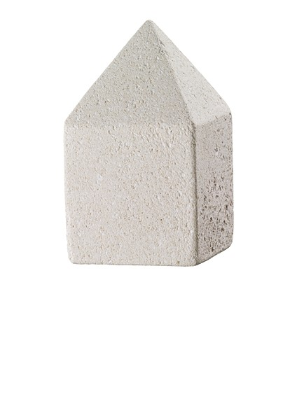 Perfect ashlar with point