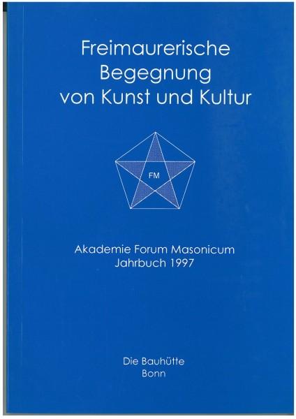 Akad. Forum Masonicum Jahrbuch 1997