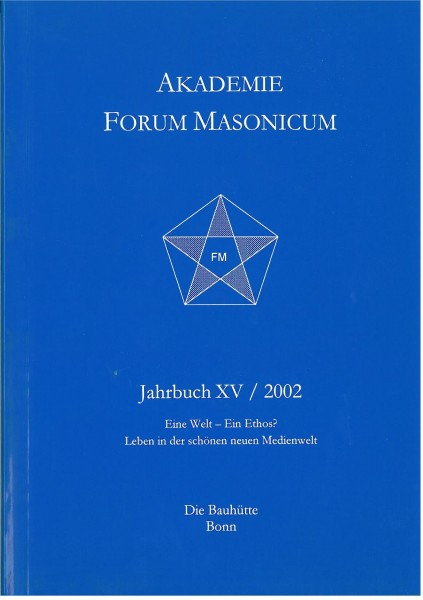 Akad. Forum Masonicum Jahrbuch 2002