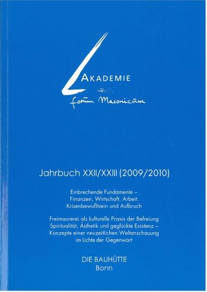 Akad. Forum Masonicum Jahrbuch 2009/2010