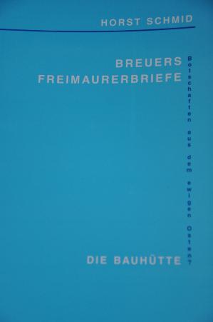 Breuers Freimaurerbriefe