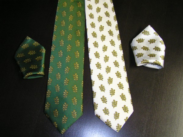 Cravate Acacia