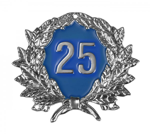 Jubiläumszeichen 25 Jahre