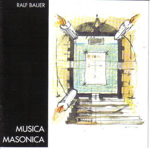 """CD """"Musica Masonica"""""""