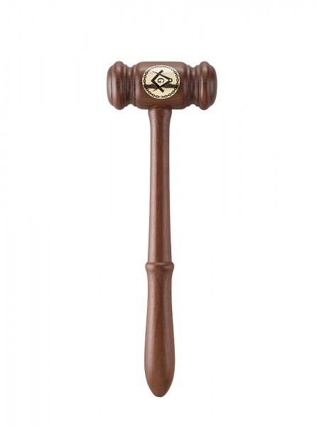 Hammer mit Messingplatte