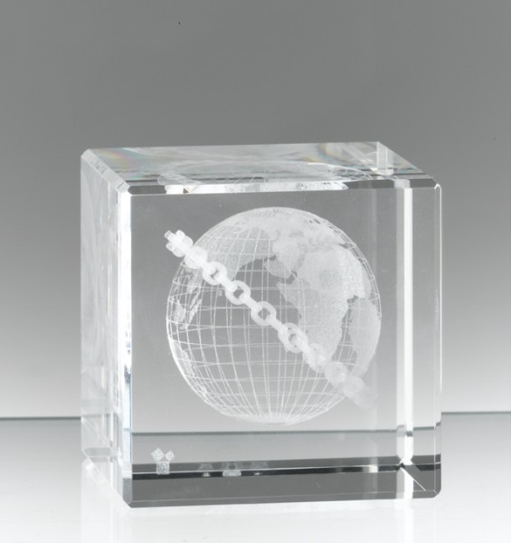 Paperweight Cube