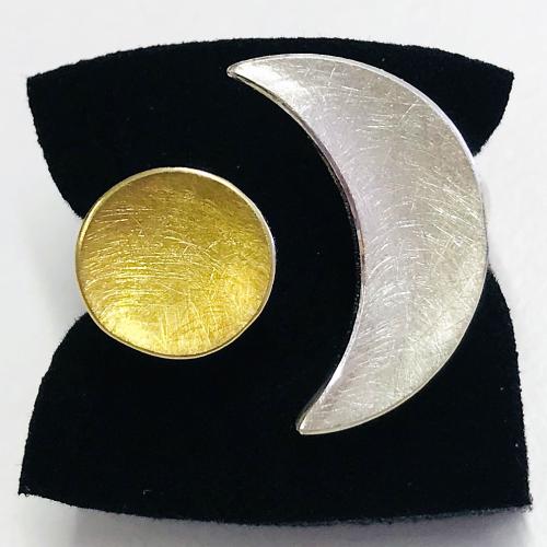 Ring Sonne und Mond